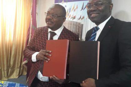 Le président exécutif, Armand Claude Abanda, a, à cet effet, signé une convention à Ouagadougou (Burkina Faso), le 22 février 2020.